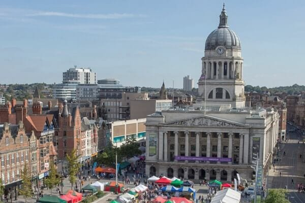 Nottingham has become a great area to buy investment property
