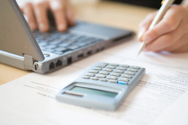 Calculate finances to ensure you are approved for a bridging loan